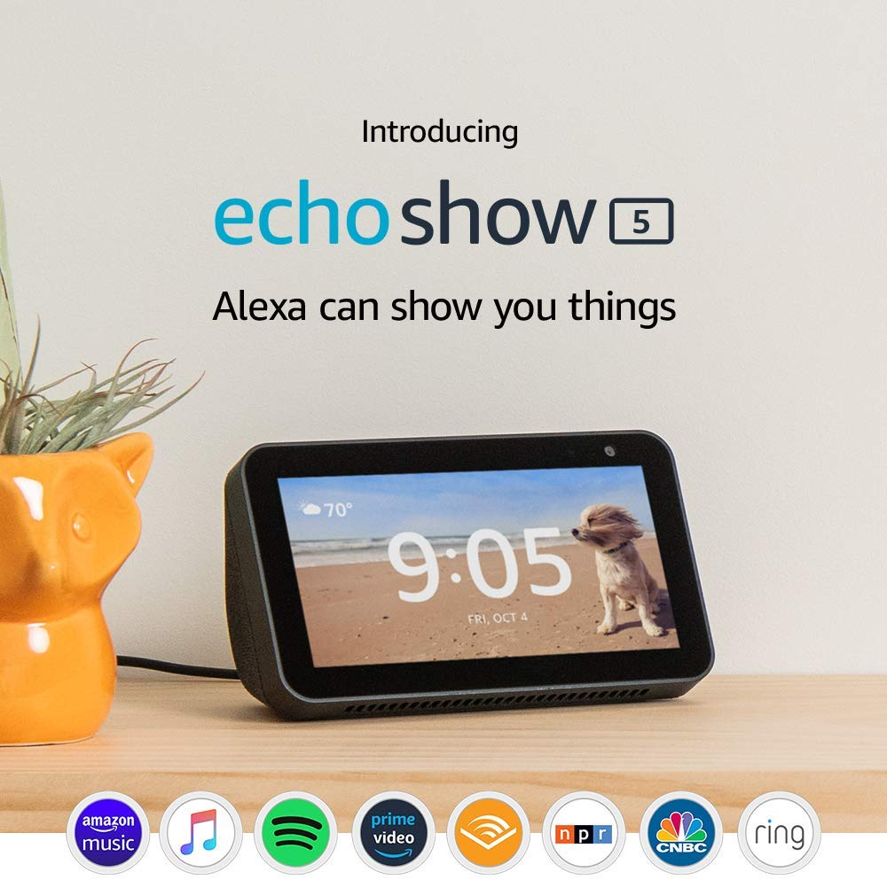 The Echo Show 8 Just Got Its First Discount