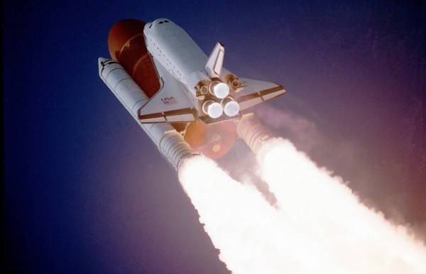 lunar rocket