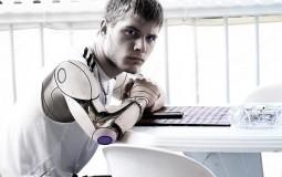 Teen robot future science