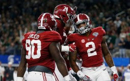 Two University of Alabama Football Players' Weapon, Drug Charges Has Been Dropped By The DA