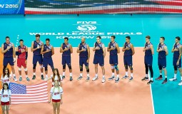 Team USA roster for the 2016 Rio Olympic Games