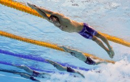 U.S. Swimmer Michael Phelps to compete on Rio Olympics 2016.
