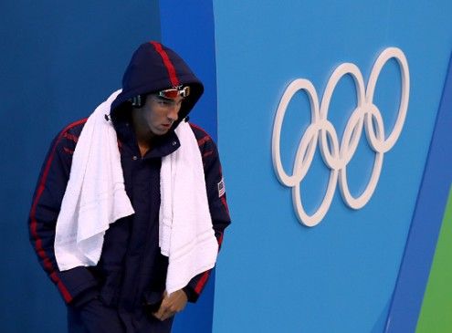 2016 Rio Olympics Results: Michael Phelps Wins 22nd Gold Medal In 200-Meter Individual Medley