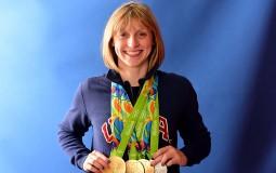 2016 Rio Olympics Katie Ledecky