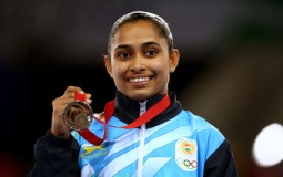 Dipa Karmakar Doesn't Win Medal In The Vault Final In The 2016 Rio Olympic Games