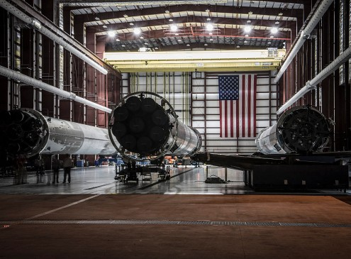 Want To Work At SpaceX? Here's Where You Should Study