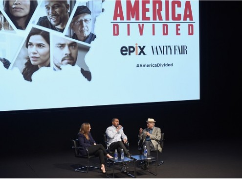 Jesse Williams, Amy Poehler And More In 'America Divided': Challenging America's Education And Justice System