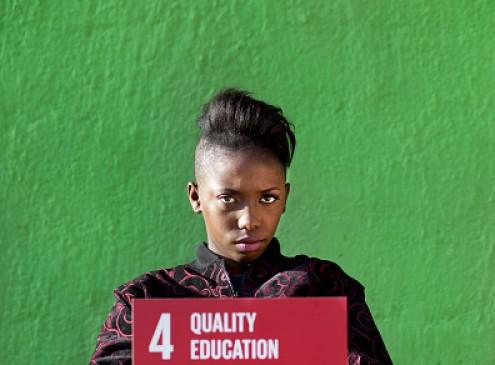 Celebrities Raise Money To Build Schools In Africa