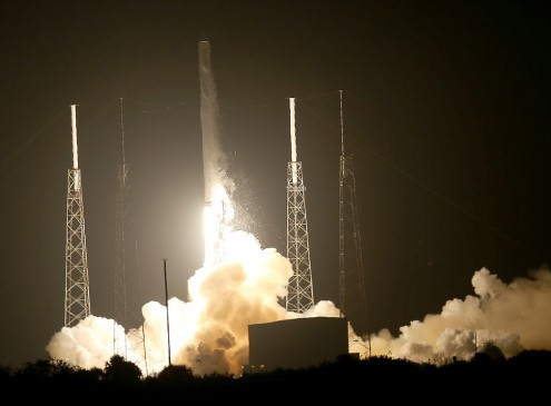 SpaceX Has Successfully Tested Its Massive Fuel Tank For The ITS