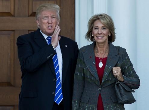 Donald Trump: Can He Make American Education Great Again?