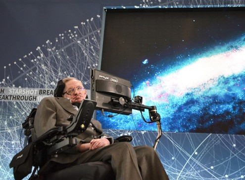 Stephen Hawking: Obesity and The Danger It Brings To Millions of Lives