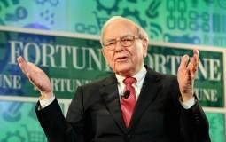 Where did Warren Buffett earn his undergraduate and master's degrees?
