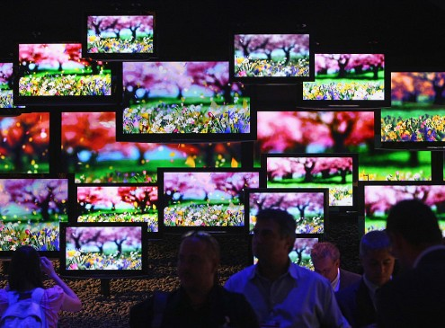 LG LCD TV Panels Being Bought by Samsung, Reports Say [VIDEO]