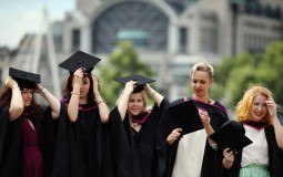 Graduating from college is a dream for many student parents struggling to make ends meet.