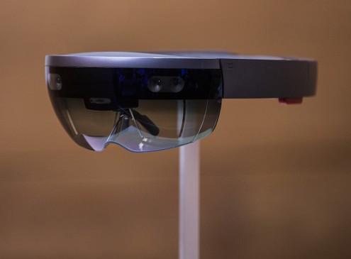 Microsoft HoloLens AR Headset Gets Pokemon Game Demo [VIDEO]