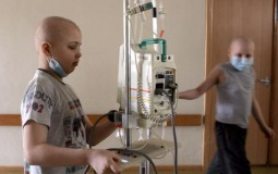 Cancer affects even children of any age in any location