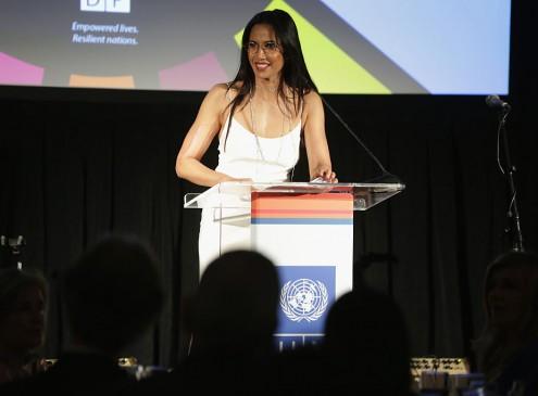 Padma Lakshmi, Olivia Holt And More Celebrities Were Bullied In School