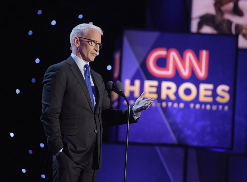 Anderson Cooper Traveled To Africa And Attended Yale For Political Science