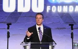 Governor Andrew Cuomo attends the Jon Bon Jovi Soul Foundation