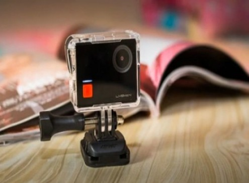 LeEco Liveman C1: Introducing The Most Affordable Action Camera With 4K Video Recording Capacity, GoPro Style Mounts And Water-Proof Support