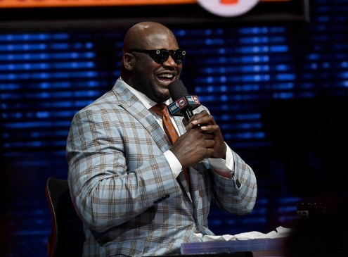 Shaquille O'Neal As Keynote Speaker At University Of The Cumberlands