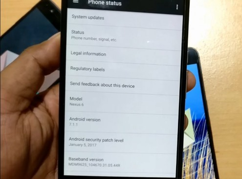 Nexus 6 Suffered Speaker Phone Problem After Android 7.1.1 Nougat Update; 3 Quick Tips To Fix Uncommon Android Nougat Problems