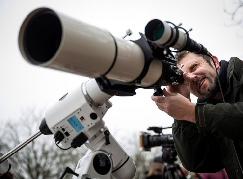 Astronomy Doctorate Degree Now Available At Northern Arizona University