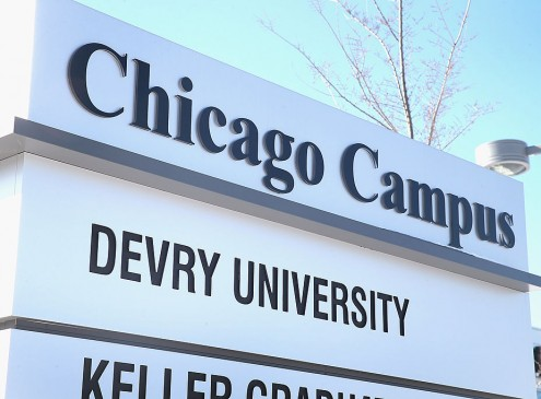 DeVry University Agrees To $2.75 Million Settlement Over False Ads