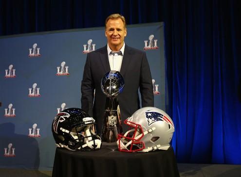 Super Bowl LI: How Roger Goodell 'Stole' The Show