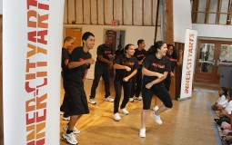 Audition for college dance scholarship