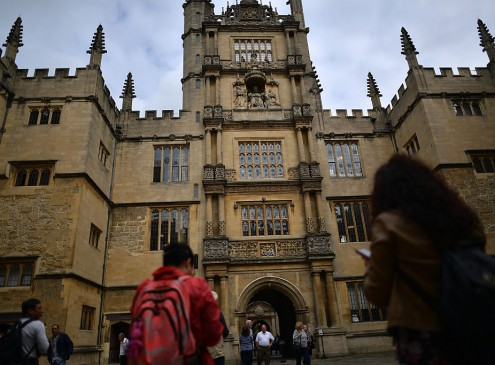 Oxford University Display More Portraits Of Women To Reflect Diversity [VIDEO]