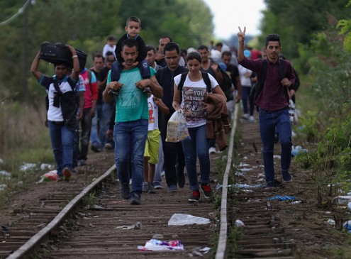 London University To Launch Free Course For Refugees And Asylum Seekers