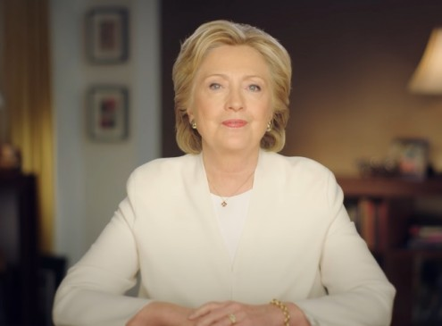 Hillary Clinton Returns To Wellesley College For 2017 Commencement Address