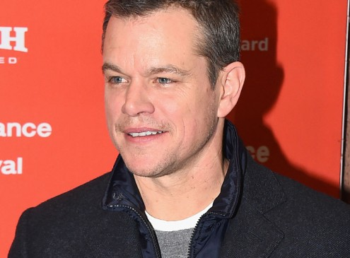 Tufts University Celebrity Surprise: Matt Damon Sneaks In To Hometown Gym For A Workout [VIDEO]