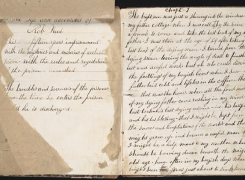 Yale Discovers Oldest-Known Prison Memoir of an African-American