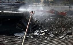 Demolition At Sacramento State's University Union Begins [VIDEO]