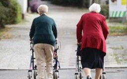 Stanford's Center on Longevity shows how people are having longer lifespans