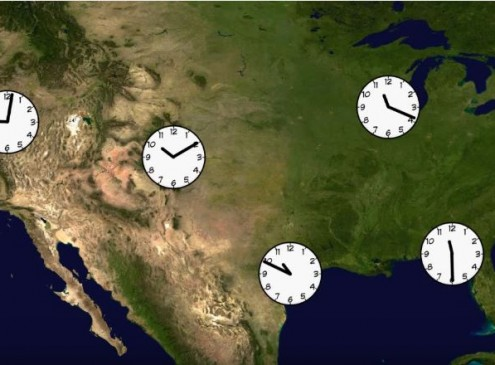 Study Shows Changing Time Zones Increase Cancer Risks