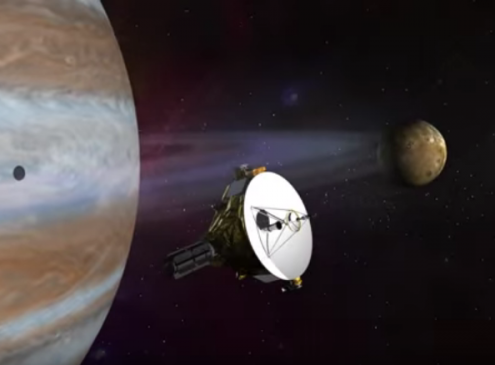 NASA's New Horizons Spacecraft Takes A 'Nap' For 157 Days As It Heads Beyond Pluto [VIDEO]