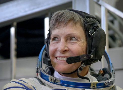 NASA Astronauts: Peggy Whitson Breaks Space Records [VIDEO]