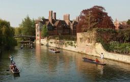 University of Cambridge a Home For Gates Cambridge Scholars