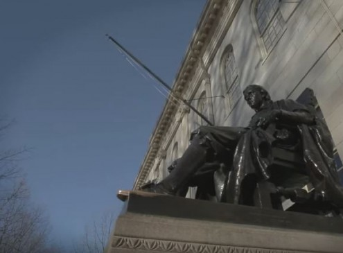 Genius High School Twin Passes 8 Ivy League Entrance Exams [Video]