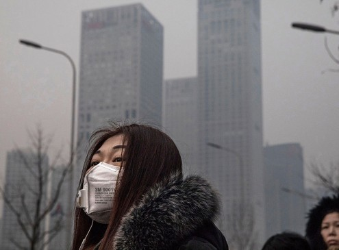 Princeton University Sees A Bigger Problem Behind China's Air Pollution [VIDEO]