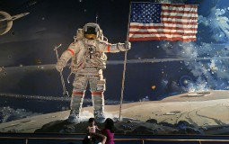 Neil Armstrong's NASA Space Bag For Auction At Sotheby's Space Exploration Sale