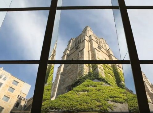 University Of Michigan Buildings Get 'Tattooed'; Here's Why [VIDEO]