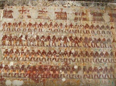 Archaeologists From Yale University Uncover Breakthrough Egyptian Hieroglyphics Discovery [VIDEO]