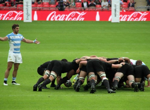 Super Typhoon Hagibis Suspends England Games at the Rugby World Cup