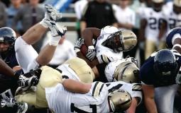 football brawl