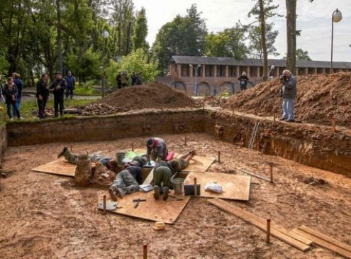 Napoleonic General's Remains Found In Russia, DNA Test Confirms