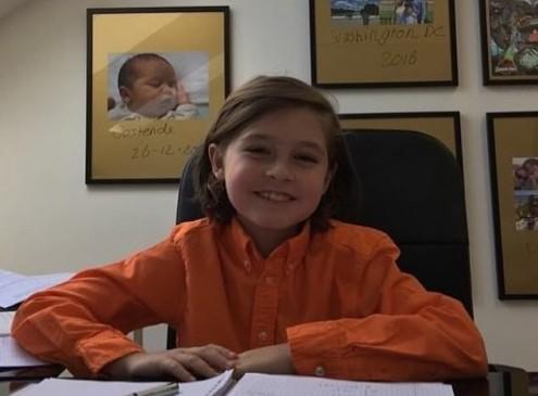 Child Genius Laurent Simons is World's Youngest University Graduate at 9